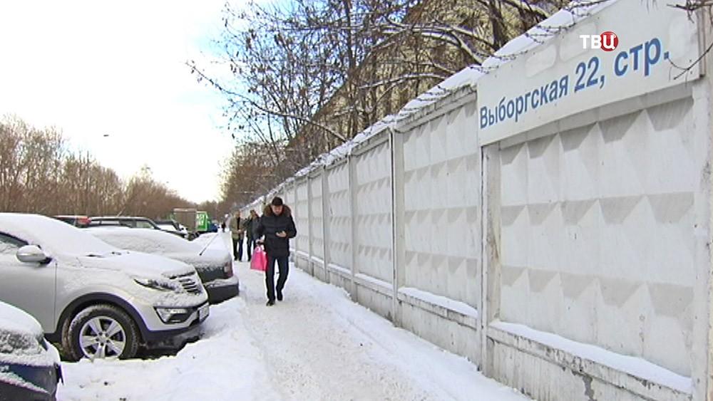 Московское СИЗО на Выборгской улице