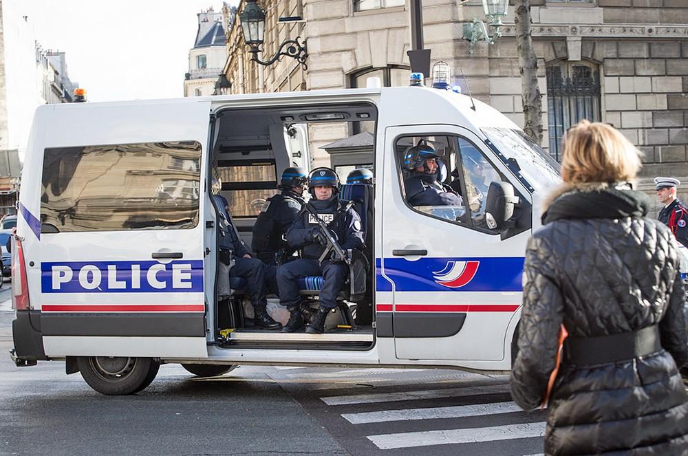 Спецназ французской полиции