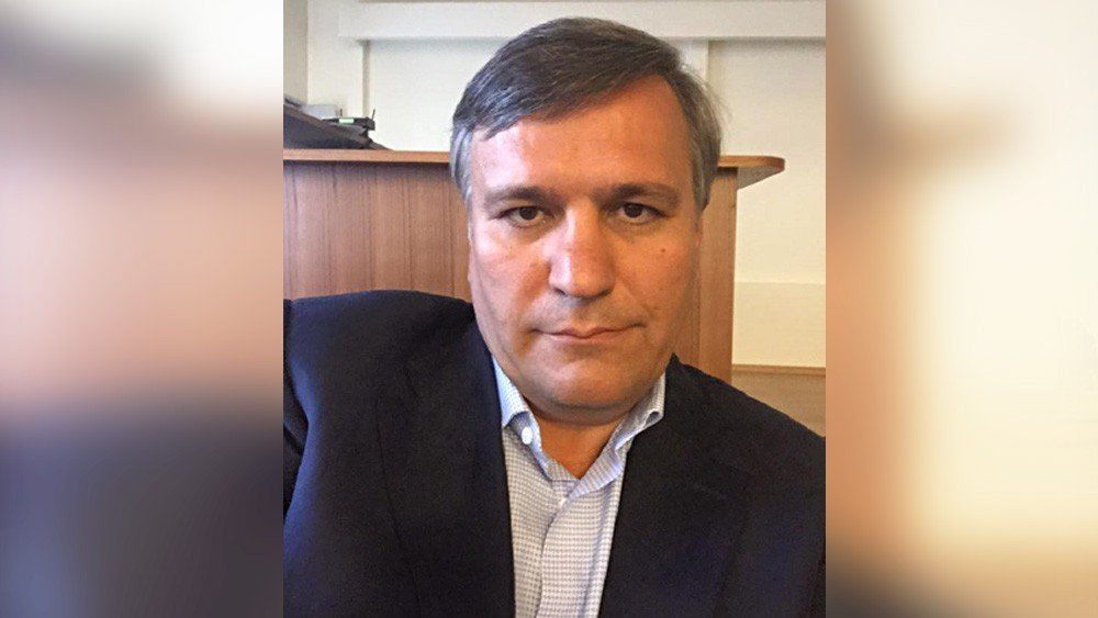 Депутат Константин Сенченко