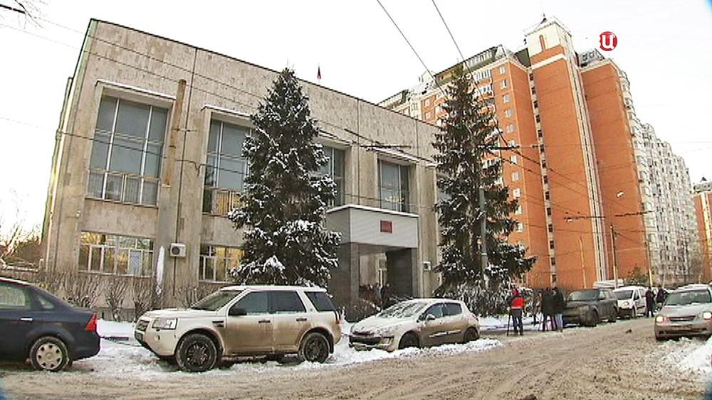 Здание Хорошевского суда