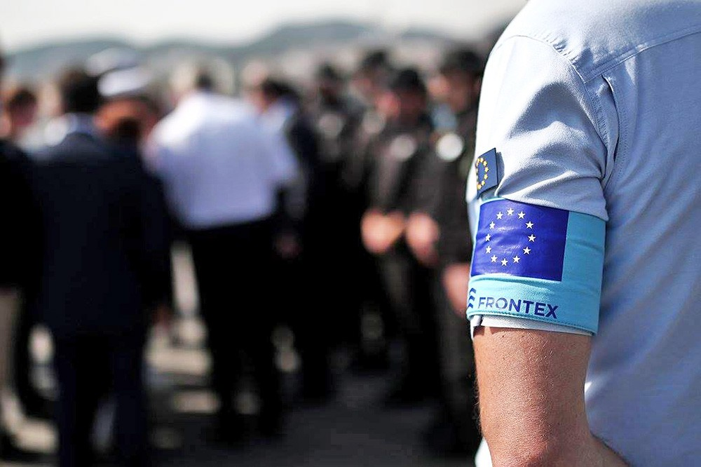 Пограничная служба Евросоюза
