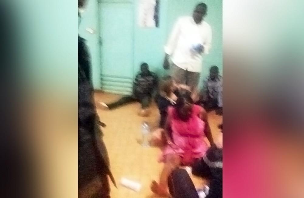 Освобожденные заложники в Буркина-Фасо