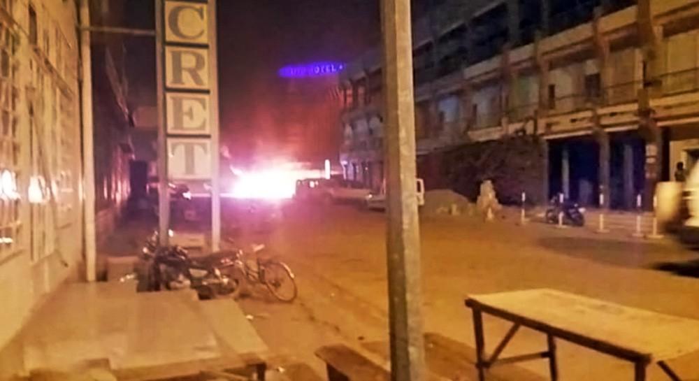 Антитеррористическая операция в Буркина-Фасо