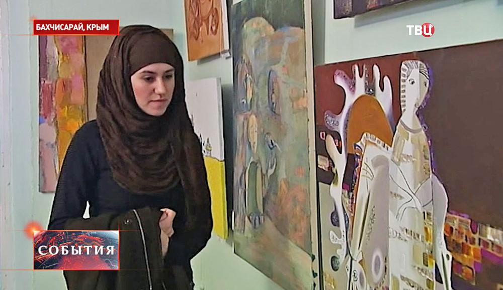 """Выставка """"Туранский мир"""" в Бахчисарае"""
