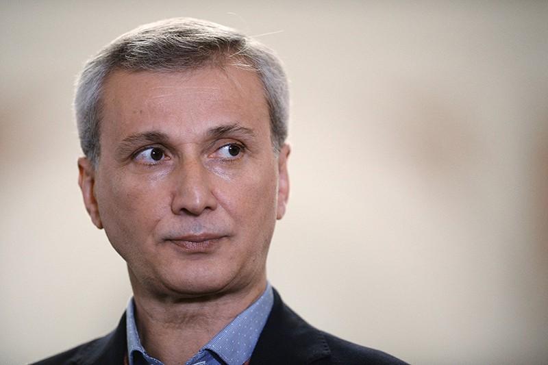 Новый руководитель балетной труппы Большого театра Махар Вазиев