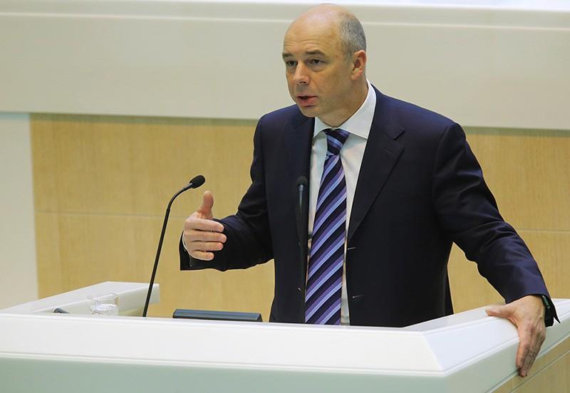 Министр финансов Российской Федерации Антон Силуанов