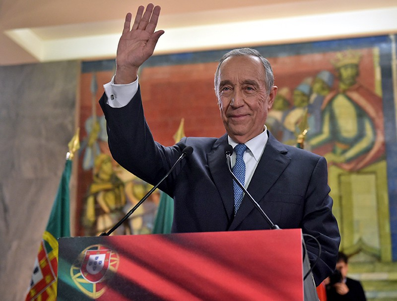 Марселу ди Соза на президентских выборах