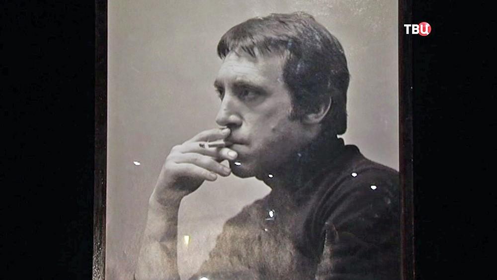 Фотография Владимира Высоцкого