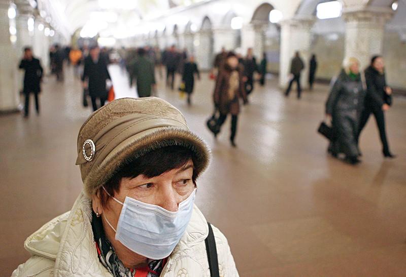 Меры предосторожности для защиты от гриппа