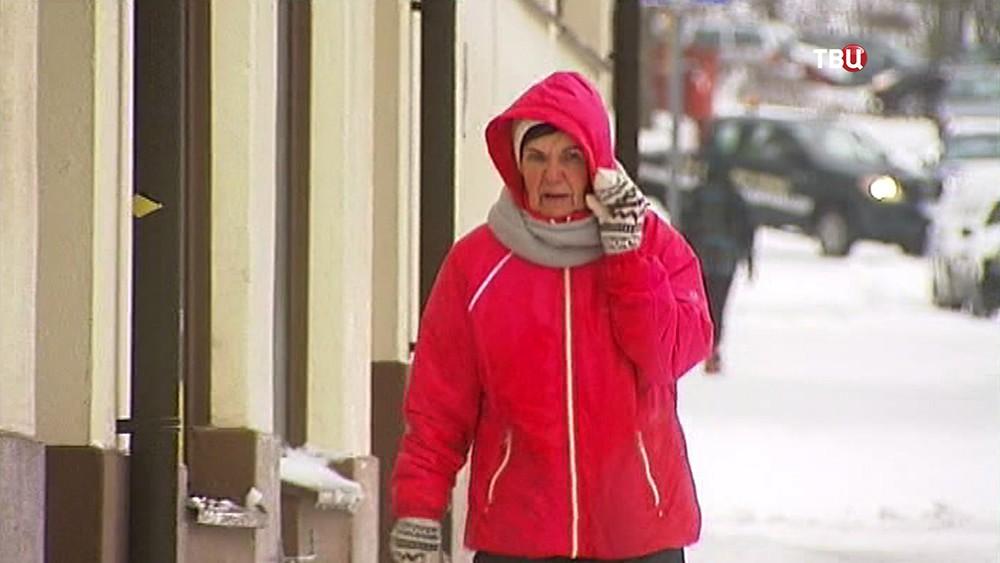 Жители Финляндии