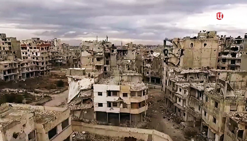 400 боевиков ссемьями вышли изпригорода Хомса