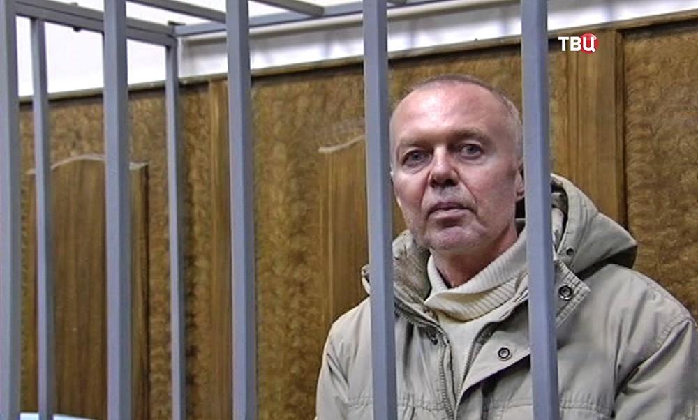 Застреливший промоутера в Люблине москвич Сергей Галахов в суде