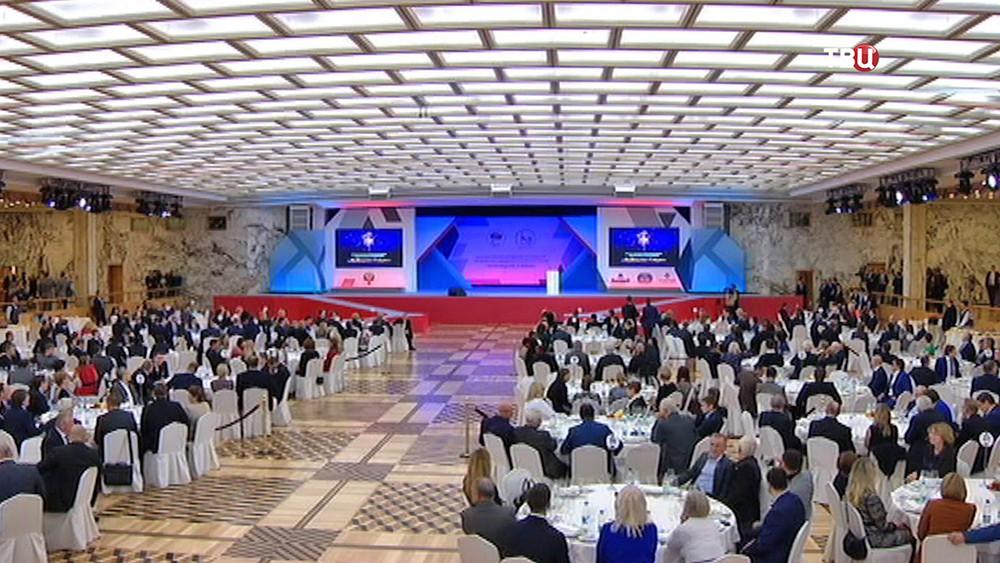 Вечер по случаю 20-летия создания Паралимпийского комитета России