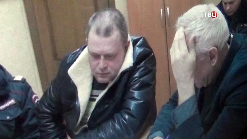 Задержанный ульяновский коллектор-поджигатель Дмитрий Ермилов