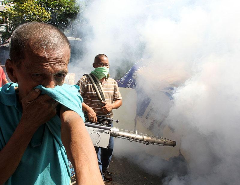 Лихорадка Зика в Бразилии