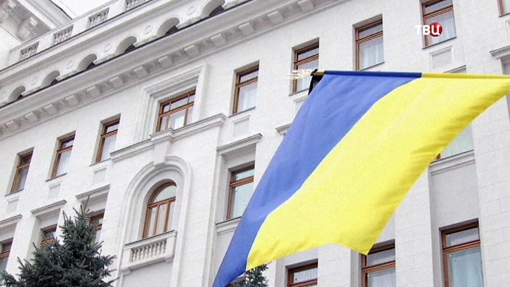 Флаг Украины