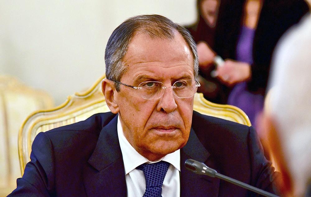 Тбилиси назвал посягательством на суверенитет Грузии визит Лаврова в Сухуми