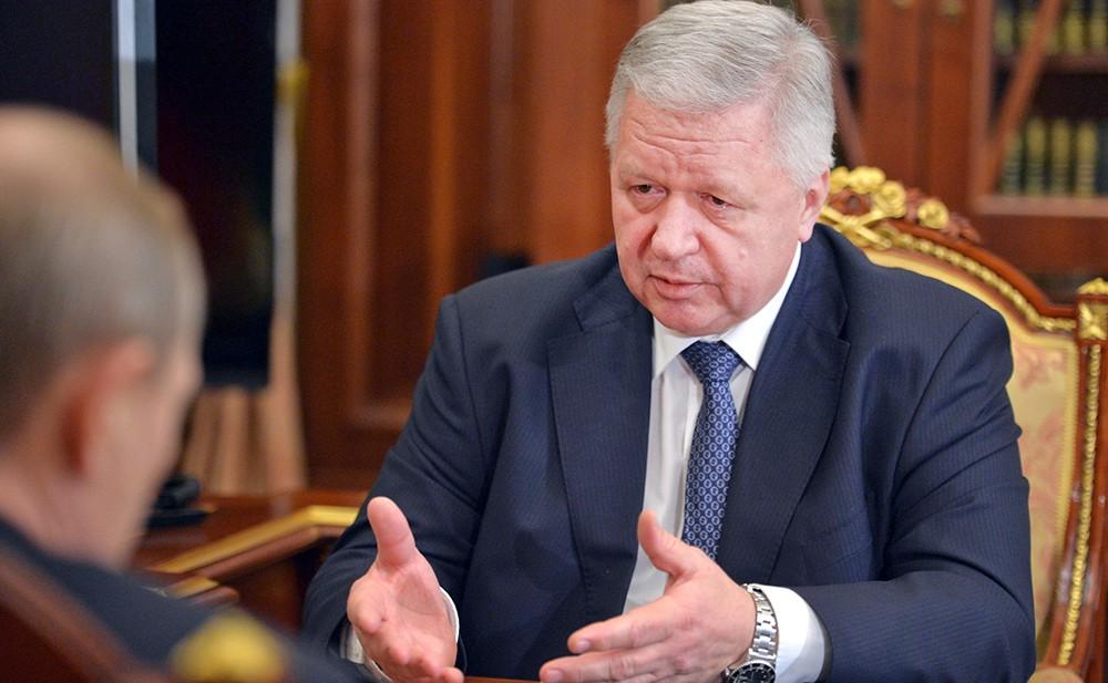 Глава ФНПР Михаил Шмаков