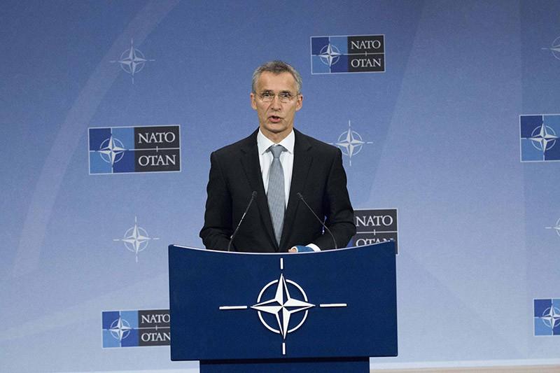 Генсек НАТО пообещал Украине тесное сотрудничество с альянсом