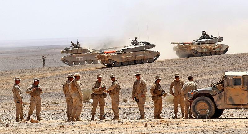 Армия Саудовской Аравии