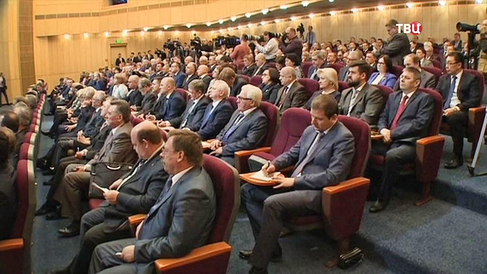 Семинар-совещание российских судей