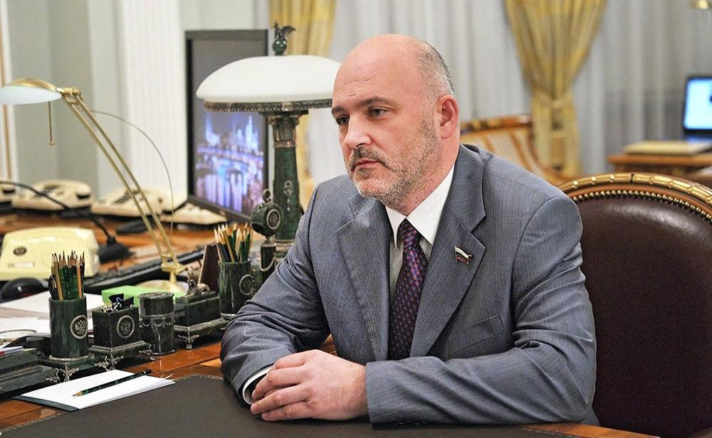 Экс-губернатор Забайкальского края Константин Ильковский