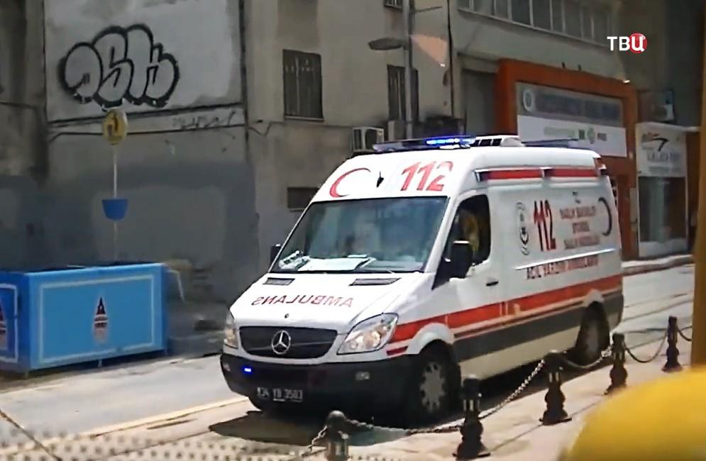 Скорая помощь в Турции