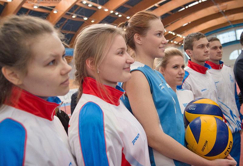 Волейболисты