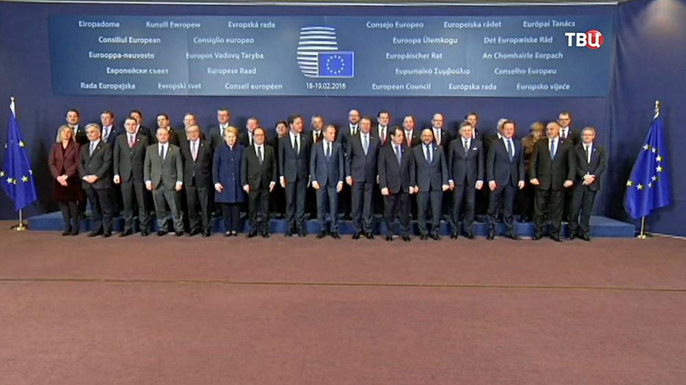 Как ЕС поддержал Украину на саммите в Брюсселе  Европа и
