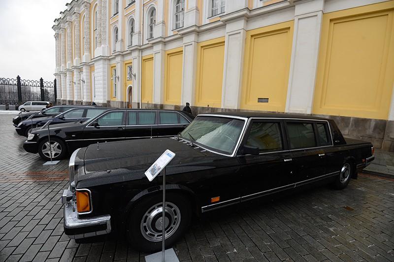 Автомобиль ЗИЛ 41052 (выпускался с 1985 по 2003 гг.)