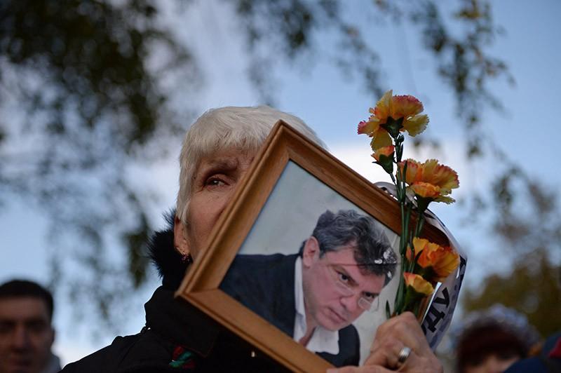 Портрет Бориса Немцова