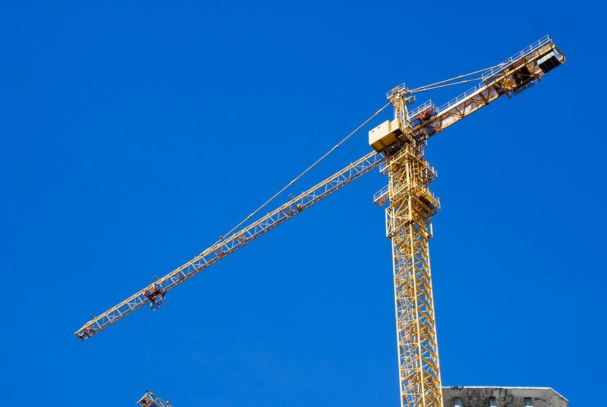Опасные зоны на строительных площадках