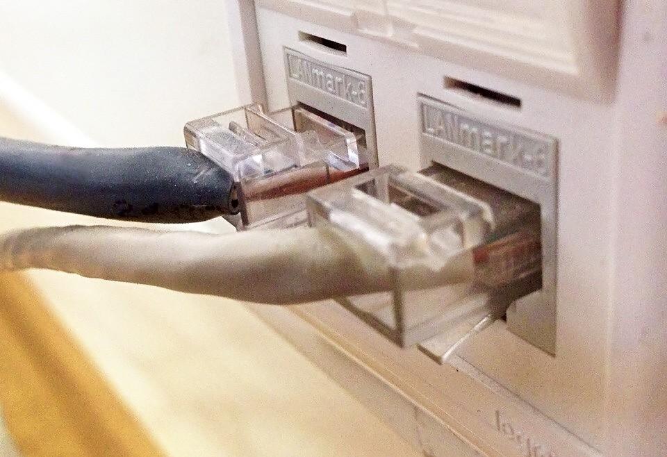 Интернет-кабели