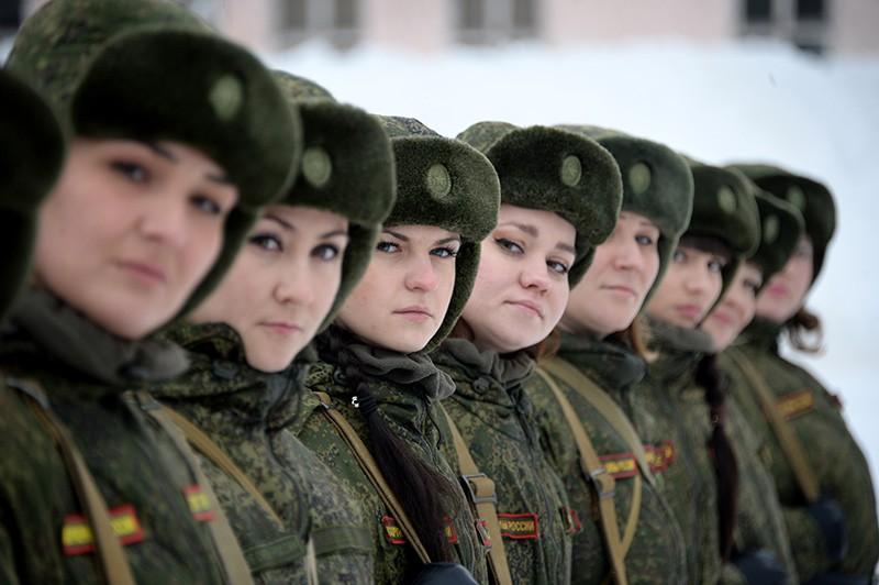 Военнослужащие РВСН России