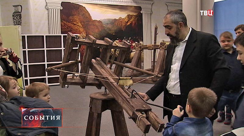 """Выставка """"Герои Эллады"""""""