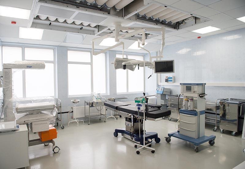 Роддом Городской больницы номер 40