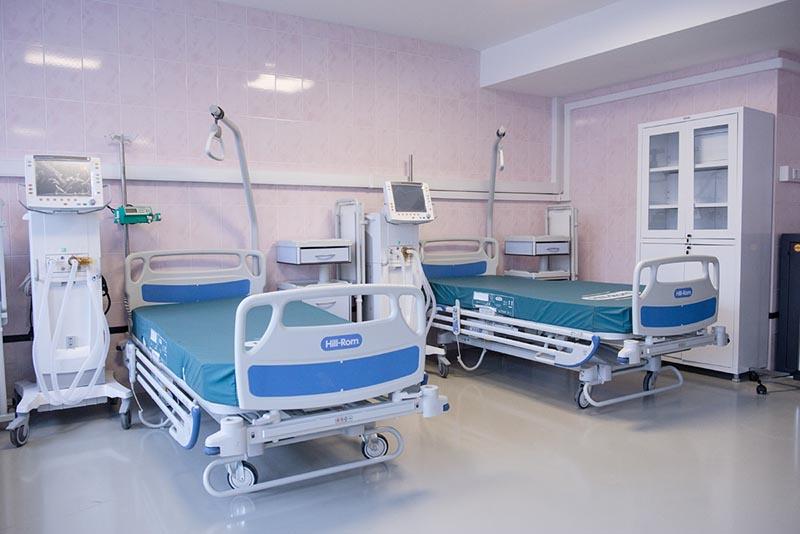 Палата роддома Городской больницы номер 40