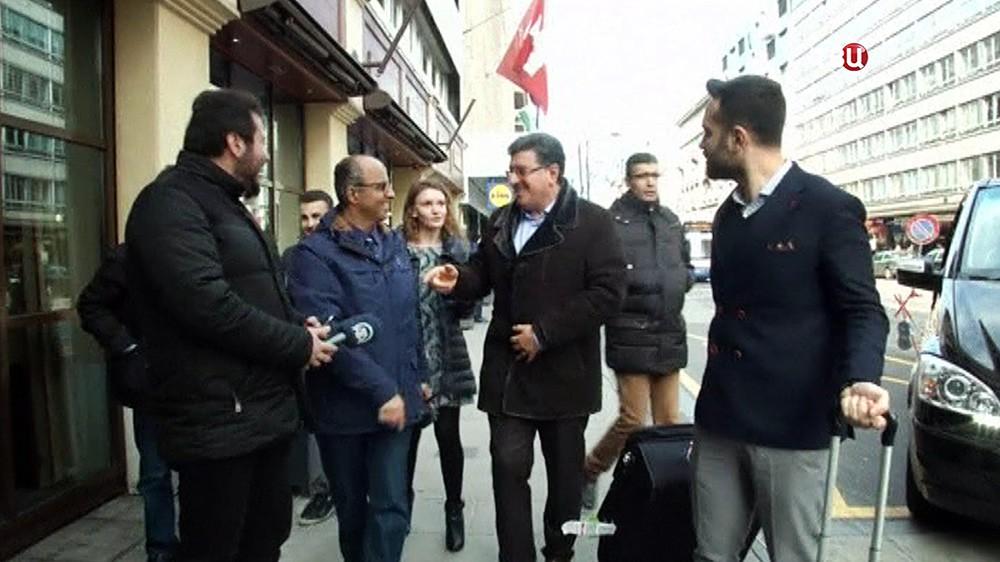 Межсирийские переговоры в Женеве