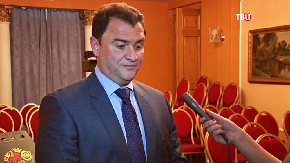 Заместитель министра культуры РФ Григорий Пирумов