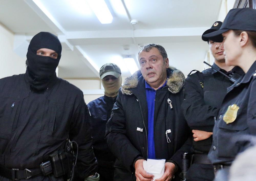 Фигурант дела о хищении госсредств, глава департамента Минкультуры Борис Мазо