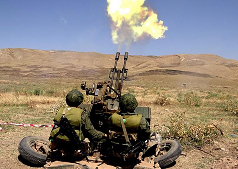 Россия поставила иракским курдам зенитные установки