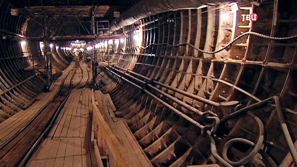 Кожуховскую линию столичной подземки построят к последующему году — Собянин