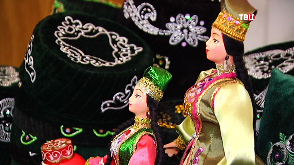Ярмарка в день празднования Навруза