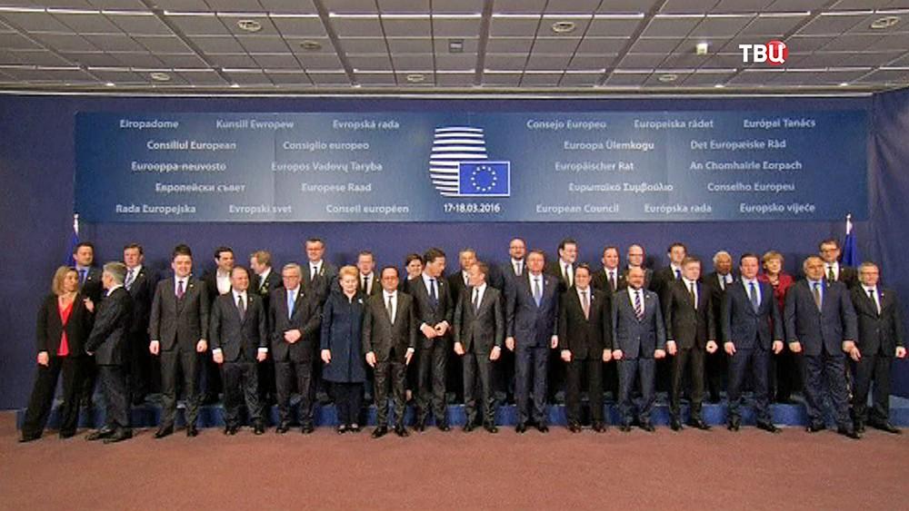 Саммит ЕСУкраина 9 июля 2018 года  European External