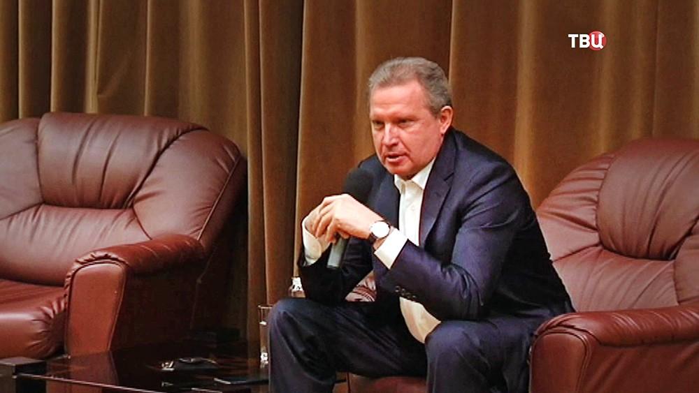 Руководитель столичного Департамента здравоохранения Москвы Алексей Хрипун