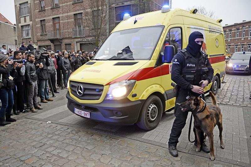 Ничего нового по поводу событий в Брюсселе я не скажу и не хочу сказать.