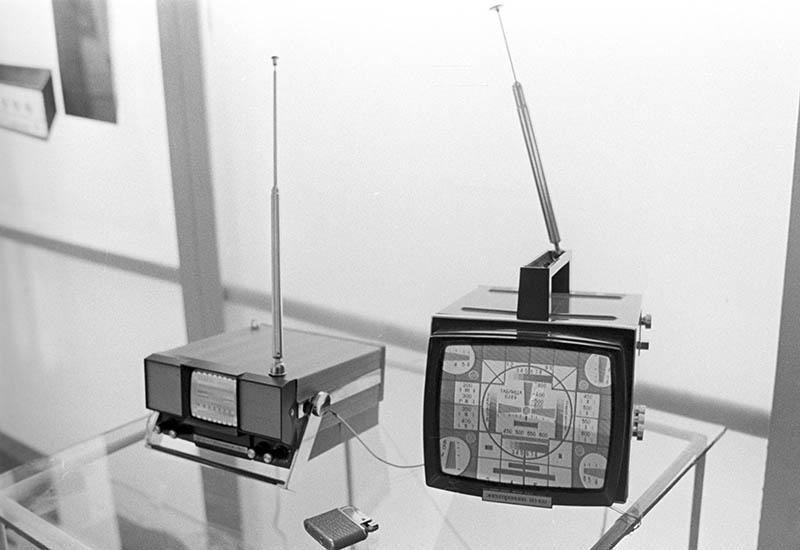 Телевидение ключевые этапы развития Новости ТВ Центр  Студия сначала осуществляла ежедневное вещание на Москву и Ленинград но уже через пять лет советское телевидение стало многоканальным а в конце 1950 х