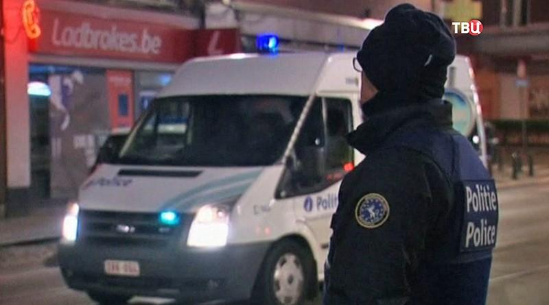 Полиция Брюсселя
