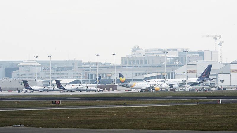 Аэропорт Брюсселя