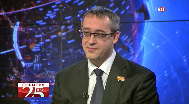 Алексей Шапошников, председатель Мосгордумы